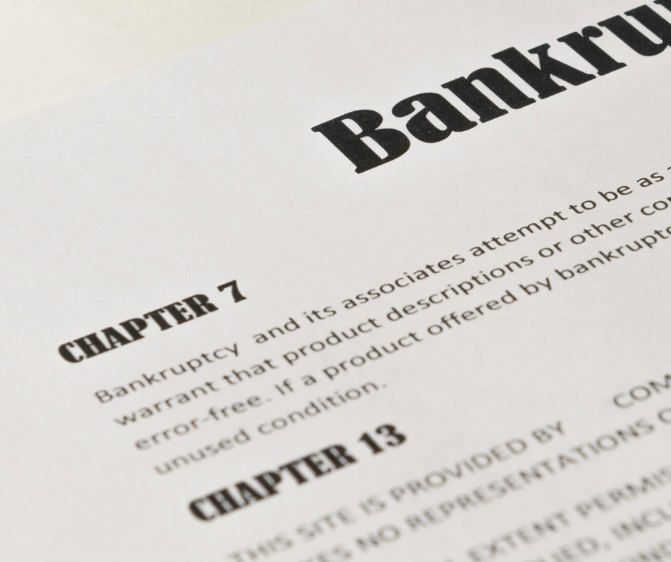 Top 10 Things to Do Before Filing a Chapter 7 or Chapter 13 Bankruptcy