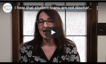 Bankruptcy attorney for student loans
