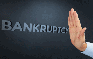 Dismissal of Your Bankruptcy Case