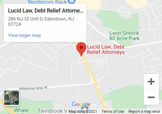 bankruptcy lawyer eatontown NJ