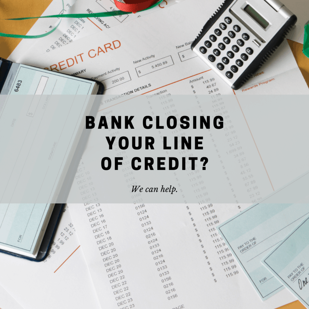 Your Line of Credit
