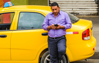 Bankruptcy for Taxi Drivers