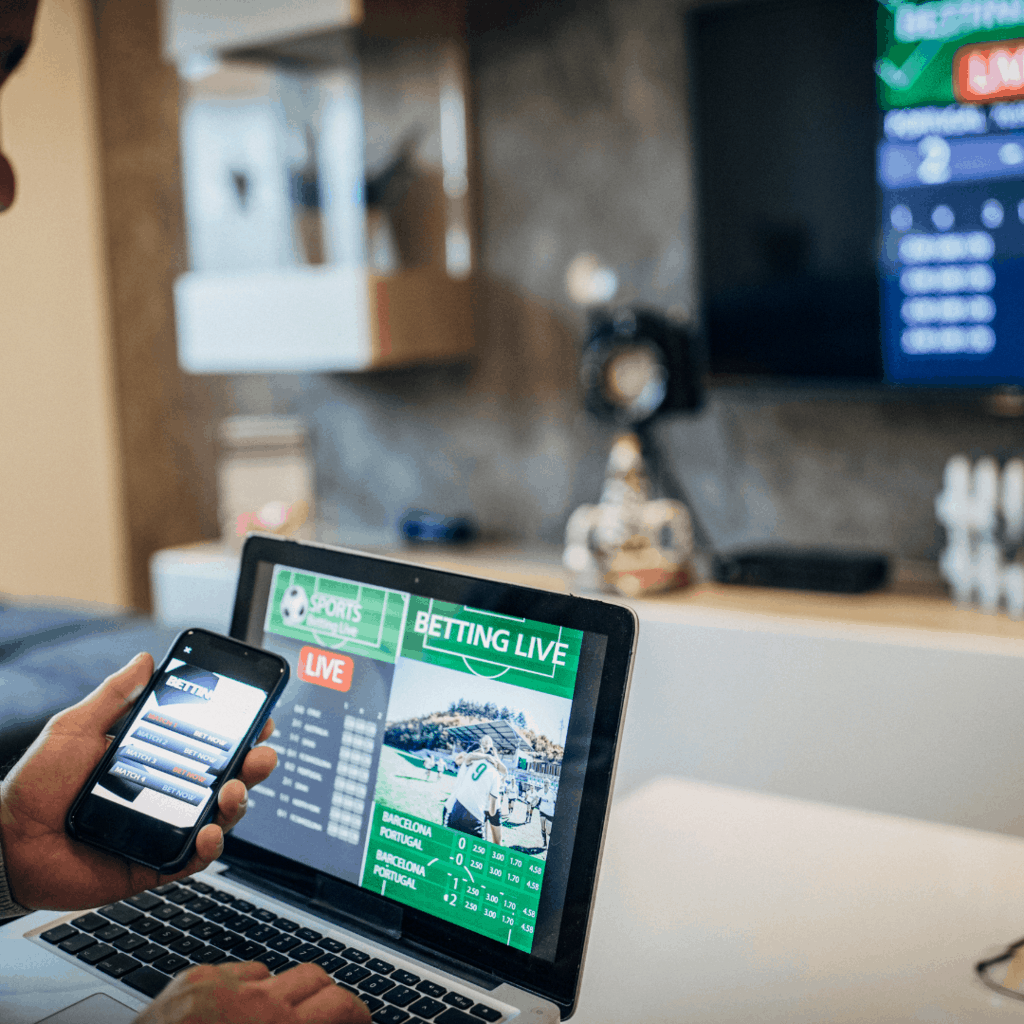 Online Gambling and Bankruptcy